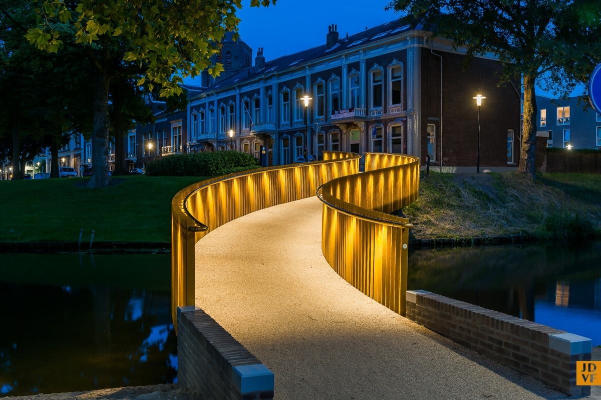 stalen bruggen van Haasnoot Bruggen