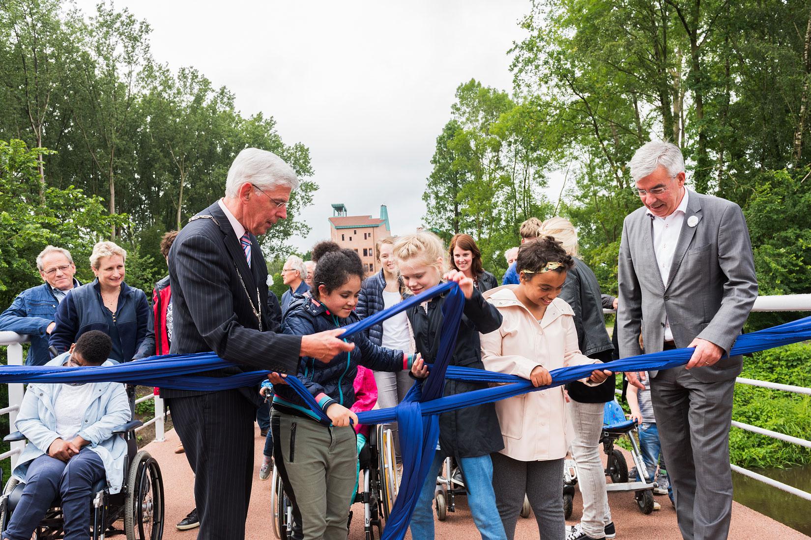 Haasnoot Bruggen Sint Michielsgestel opening Thorca
