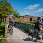 Haasnoot Bruggen voor de gemeente Sluis in hout en staal.