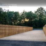 Staal Hout brug Vlaams limburg Lanaken Haasnoot Bruggen