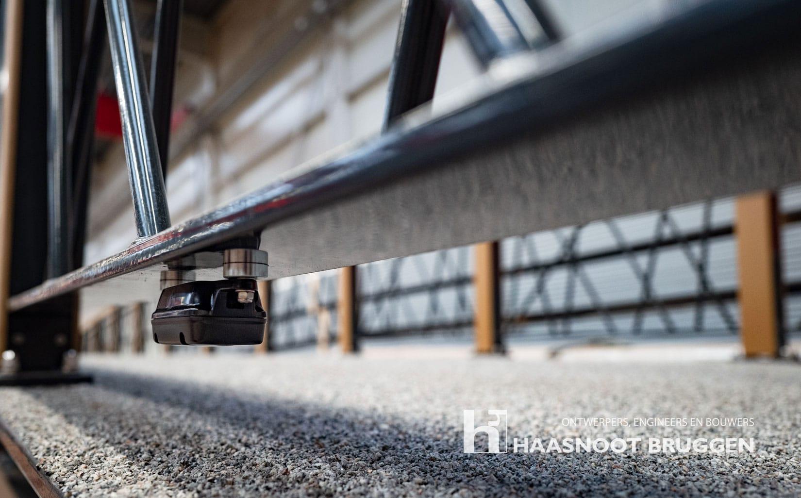 slimme bruggen sensor van Haasnoot Bruggen