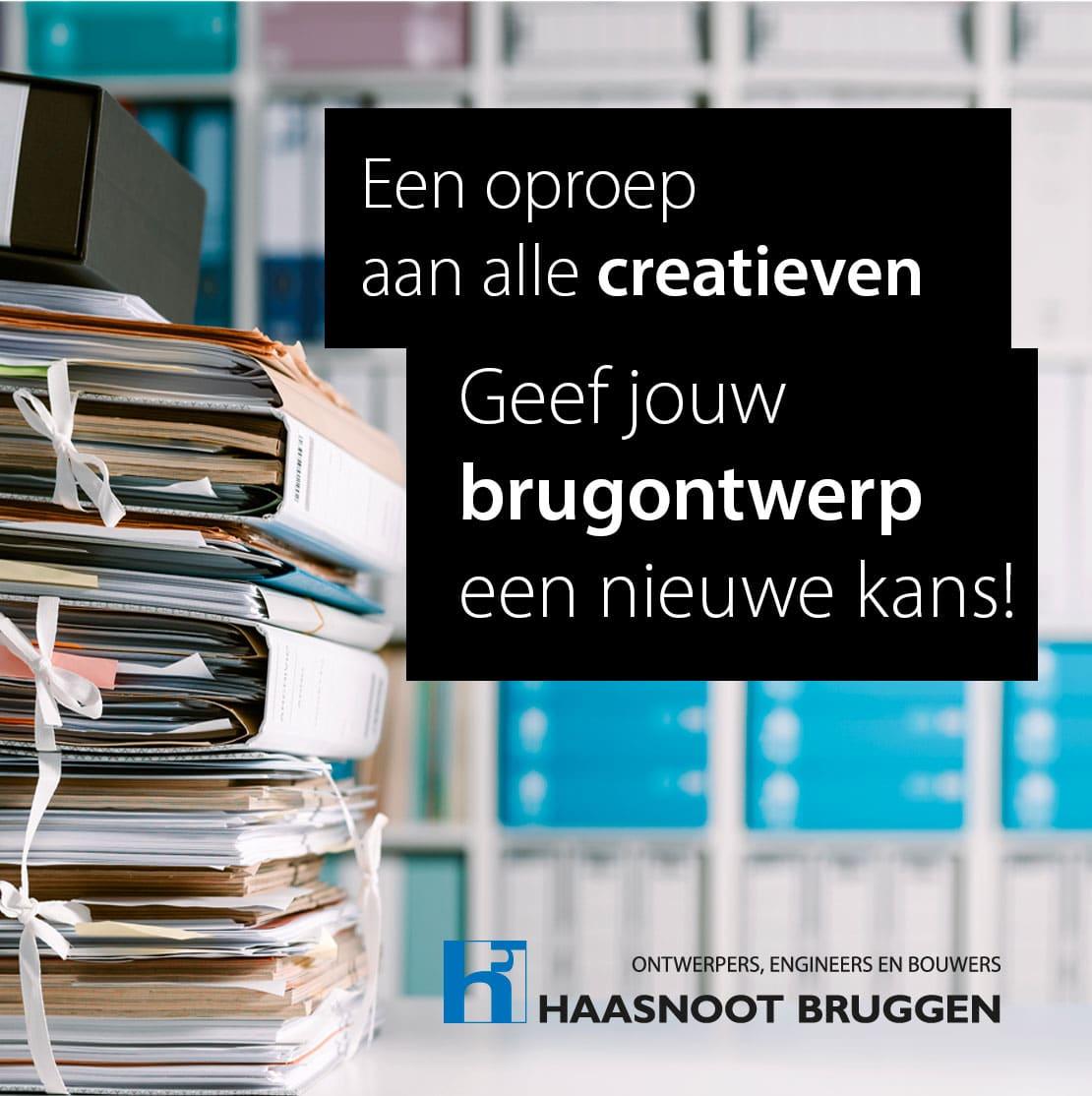 Nieuwe-kans bruggen ontwerp Haasnoot Bruggen